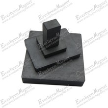 block ferrite magnet for water treatment system