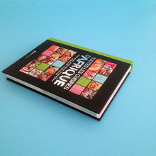 Soft cover hard cover book printing services