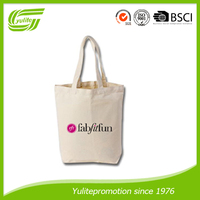 Cheap organic cotton road bag for shopping or Promotion