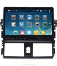 Oem double din car dvd player! for 2014 Toyota Vios,Android 4.2.2,RK3188,1024*600resolution,air play+wifi play+3G