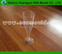 2014 Top Sale Injection Plastic Goblet Mold for Champagne