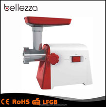 Full automatic meat slicer with vegetable shredder 800W
