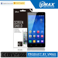 For Factory price japanese materials anti-scratch anti uv smartphone Huawei honor 3c screen protector