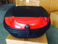 Luxury Disabled vehicle scooter tail box storage case OEM 811 very large capability set top box case