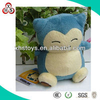 "6"" New Nintendo Pokemon Snorlax Plush Doll Toy"