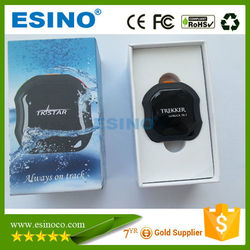 2015 long battery and mini size child anti kidnapping gps tracker with free tracking site and APP