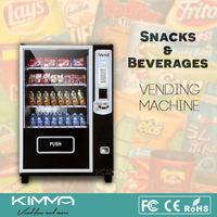 Boxed Pizza Vending Machine for Sale, Convenient and Health, Hotest Product for Import, KVM-G432