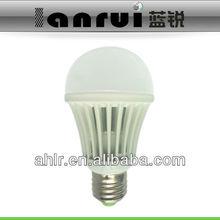 Best hot selling 3 5 7 9W led bulb ztl