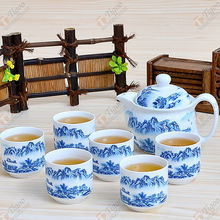 TG-405W232-W-4 2015 tea set with high quality baby shower gifts india