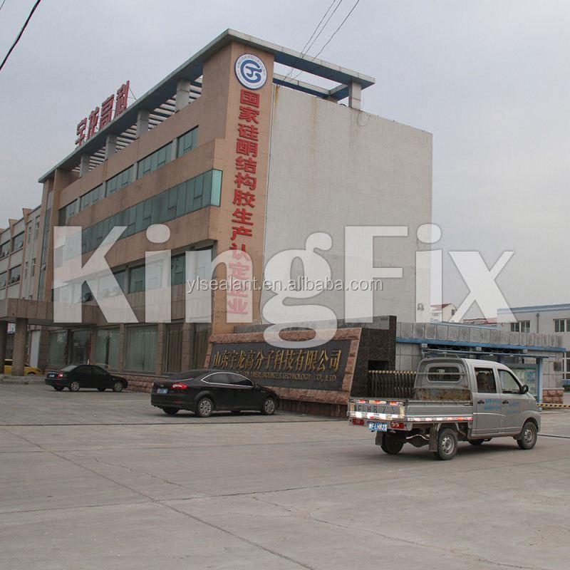 Kingfix S805 Acetic aquarium structural glazing silicone sealant