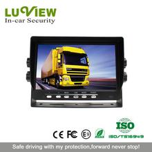 7 inch wide screen digital car tv headrest monitor