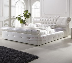 Luxury latest bedroom furniture king size bed sex furniture for couple
