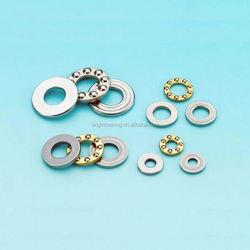 miniature thrust ball bearing F4-10 4 x 10 x 4mm