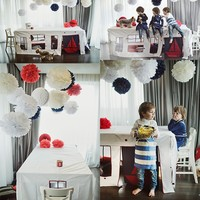 Party Decoration Hanging Paper Lampion