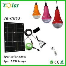 Bajo precio LED se enciende CE solar LED linterna hogar para iluminación interior