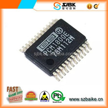 100% New Original PCM1800E PCM1800E 2KG4 TI SSOP-24