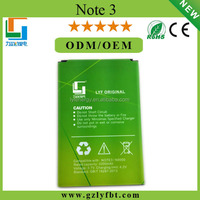 OEM/ODM Service Batteries For China Phone Lithium Ion Battery For Galaxy Note3 N9300 N9000