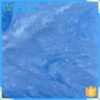 Dark blue high rigidity dirt-resistant eco-resin faux stone stage decoration material