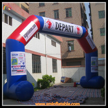 service equipment Factory directly sell ! cheap advertising inflatable arch,inflatable entrance arch