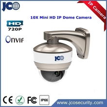 8W low power consumption ip 720P hd image security cctv IP66 camera