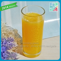 long drinking juice cup china wholesale juice glass cup