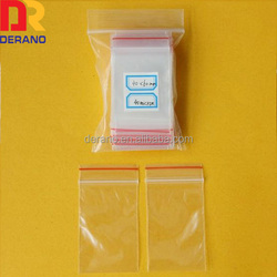 ldpe zipper bag with custom hanger ldpe zipper bag agriculture products bag