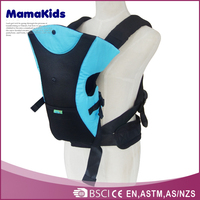 Cotton fabric baby carrier style baby sling wrap carrier with Eco-friendly materials