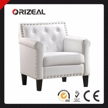 White Modern Arm Chair,Baxton Studio Thalassa Arm Chair (OZ-SW-064)