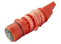 Eastony 5-IN-1 Survival Whistle in Orange
