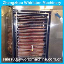 stainless steel electric/steam smoked meat machine/salmon smoke machine