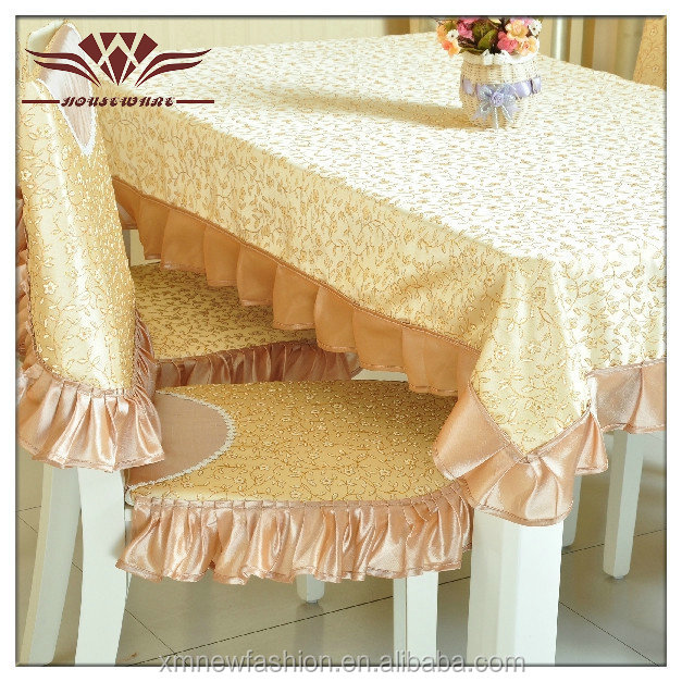 volants de mariage nappe oriental nappe tissu pour. Black Bedroom Furniture Sets. Home Design Ideas