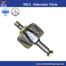 WEX high quality Alternator parts rotor assembly auto parts