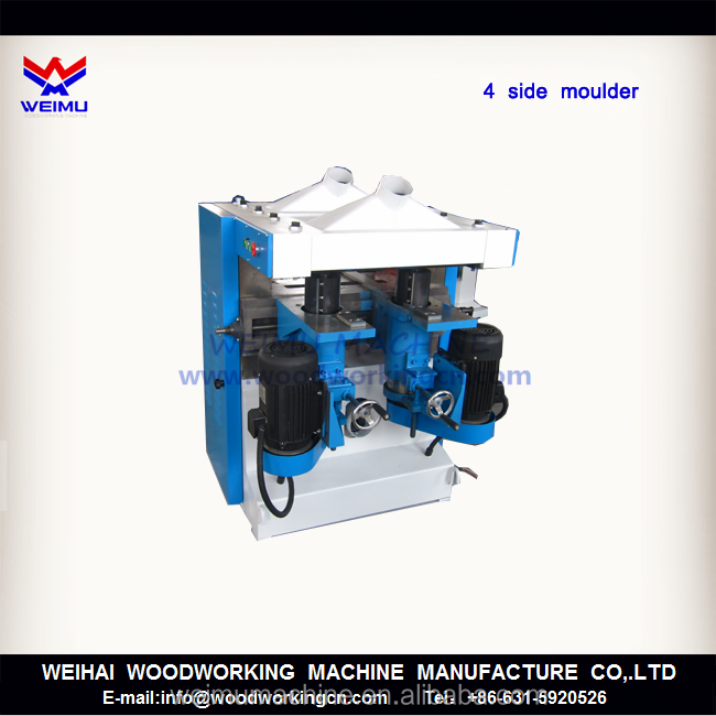 Economical 4 Side Woodworking Thicknessing Planer Machine ...