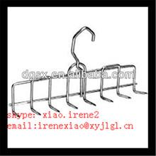 8 hook over door bathroom hanger/hooks/rack