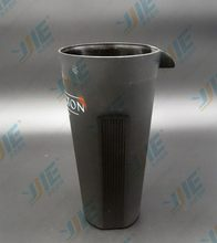 Customized hot selling plastic water pitcher with cooler