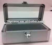 Adjustable Dividers and Die Cut Foam Aluminium case