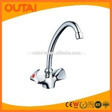 Cheap Kitchen Faucet Mixer Double Handle