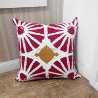 2015 NEW DESIGN car seat cushion cover/designer handmade cushion covers/latest design cushion cover