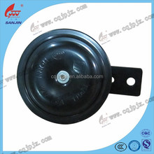 Motorcycle Motorcycle Electric Disc Horn 12V JP0002 Motorcycle Spare Parts Horn Competitive Price Chinese Manufactory