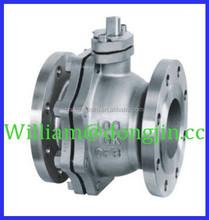 JIS 10K ball valve SCS13 extended stem ball valve 2pc threaded ball valve