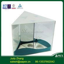 Apex Display cosmetic with the sky color for promoting chanels