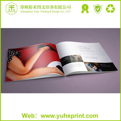 2015 China Excellent Product Professional Printing Magazine Manufacturer Nok Oil Seal Catalog