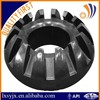 Annular Blowout preventer with spherical plastic core and dust-proof ring