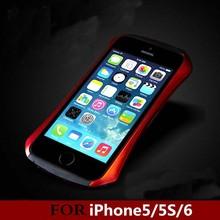 accesorieo fundas para celulares for iphone 5 , carcasas personalizadas aluminum bumper