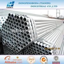 tubo galvanizado 4 pulgadas