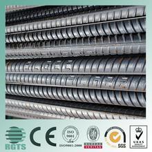 HRB400/ BS4449 /ASTM A615 steel rebar deformed steel bar