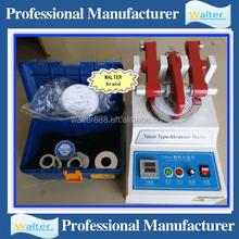 TABER abrasion resistance tester