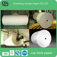 Food grade raw material paper plates