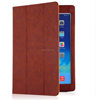for ipad mini 2/3 case with folding stand cover&lychee pattern PU leather