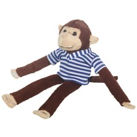 2014 new design soft long arms and legs monkey plush toy